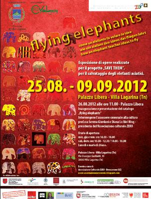 Immagine Flying Elephants