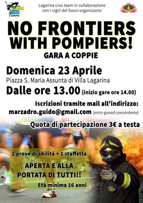 No Frontiers With Pompiers