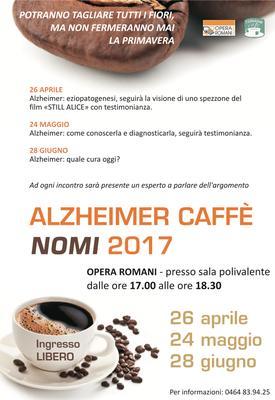 Alzheimer caffè