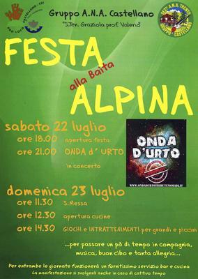 Festa Alpina