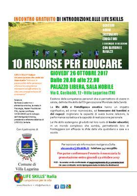 Life Skills' Italia