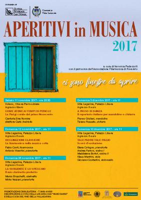 aperitivi in musica 2017