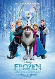 Frozen e il regno di ghiaccio