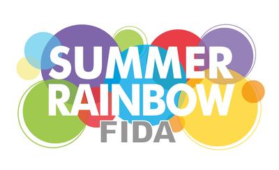 Summer Rainbow FIDA