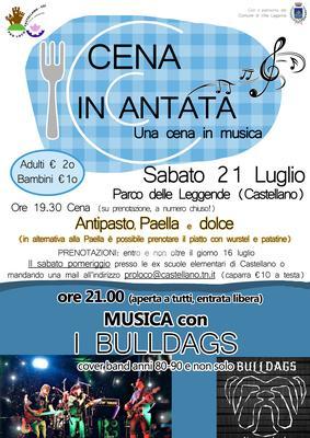 Cena Cantata