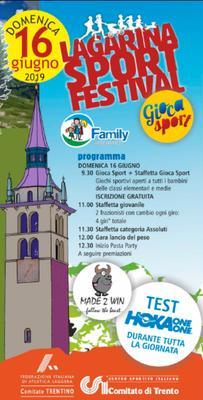 La lagarina sport festival