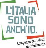 Logo della campagna per i diritti di cittadinanza