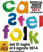 Locandina CastelFolk