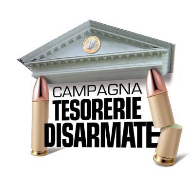 Logo Tesorerie disarmate