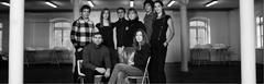 Foto dell'architetto Ana Kucan con il team dello Studio AKKA