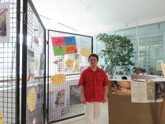 Luca Zuani presenta la mostra