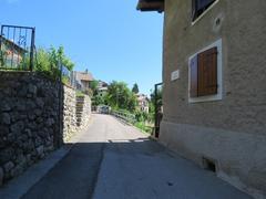 Via Daiano a Castellano