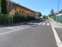 Via Donizetti a Villa Lagarina