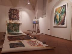 Le opere in mostra
