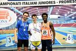 Il podio di Ancona