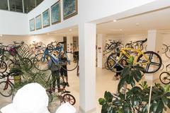 """Mostra """"Il design della bicicletta"""""""